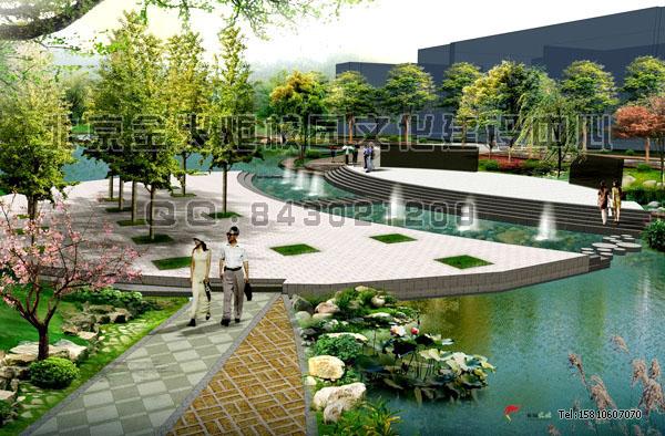环境景校园文化建设之学校景观规划设计 校园